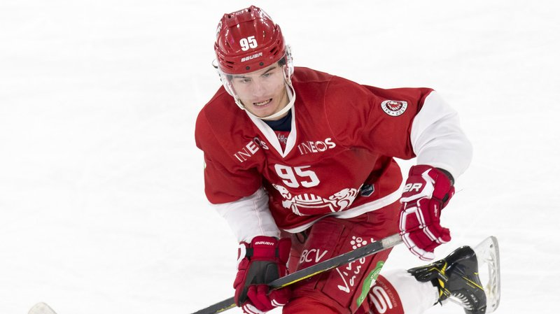 Hockey sur glace: Tyler Moy à Genève-Servette, Florian Douay et Guillaume Maillard au LHC