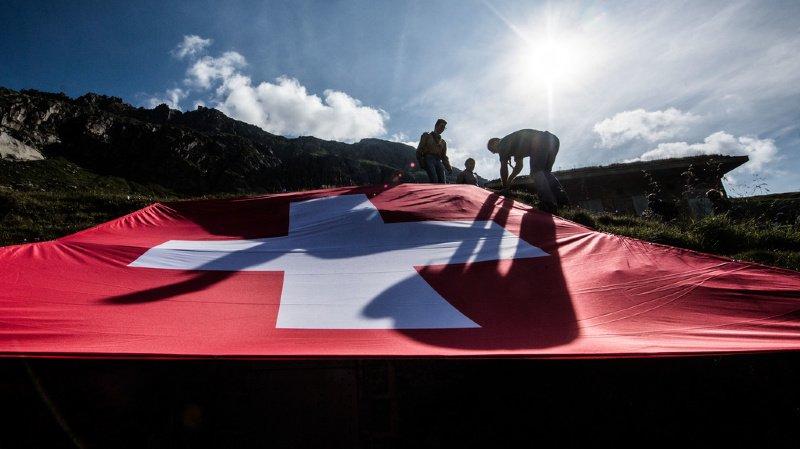 Fête nationale: un 1er août numérique pour les Suisses de l'étranger