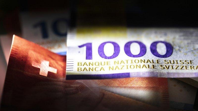 Les économistes de BAK estime la baisse du revenu en 2020 de 2,5%. (Illustration)