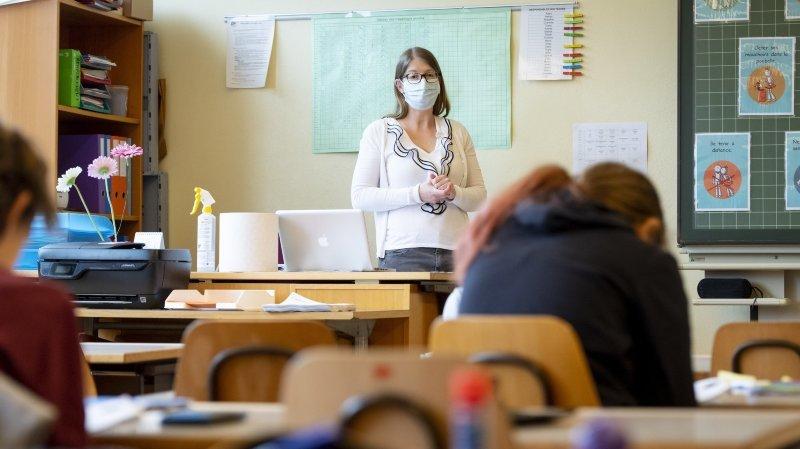 Neuchâtel: le canton a commandé 120'000 masques pour le post-obligatoire