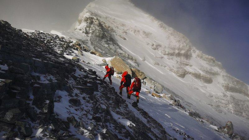 Les permis d'escalade sont à nouveau délivrés par les autorités népalaises. (illustration)