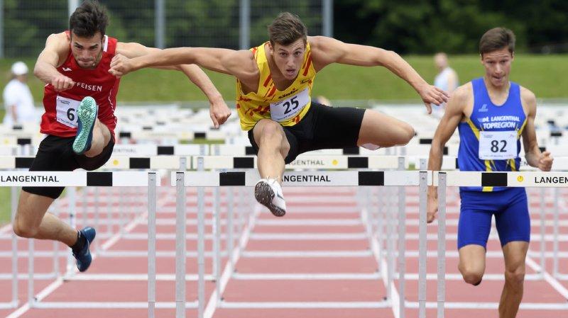 Athlétisme: Simon Ehammer pulvérise son record du décathlon aux championnats de Suisse de concours multiples
