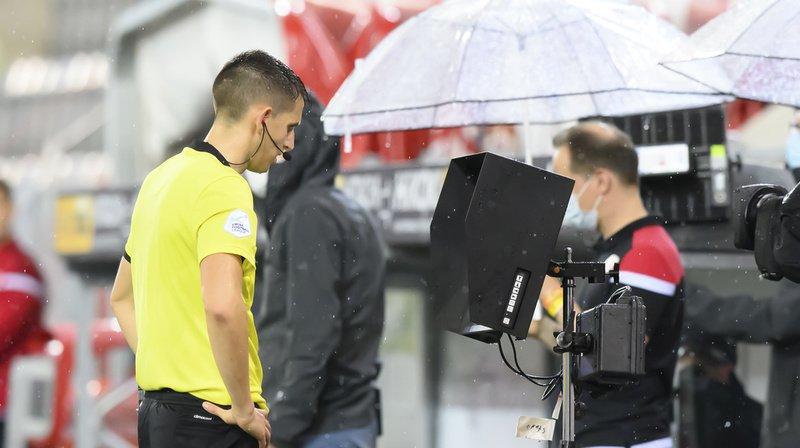 Football: la VAR a permis d'éviter 36 mauvaises décisions en 182 matches de Super League