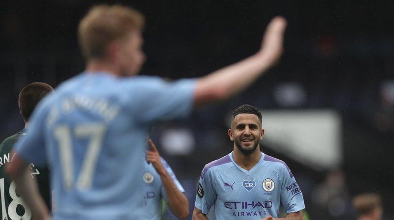 Manchester City avait été exclu pour deux ans des compétitions européennes. (Archives)