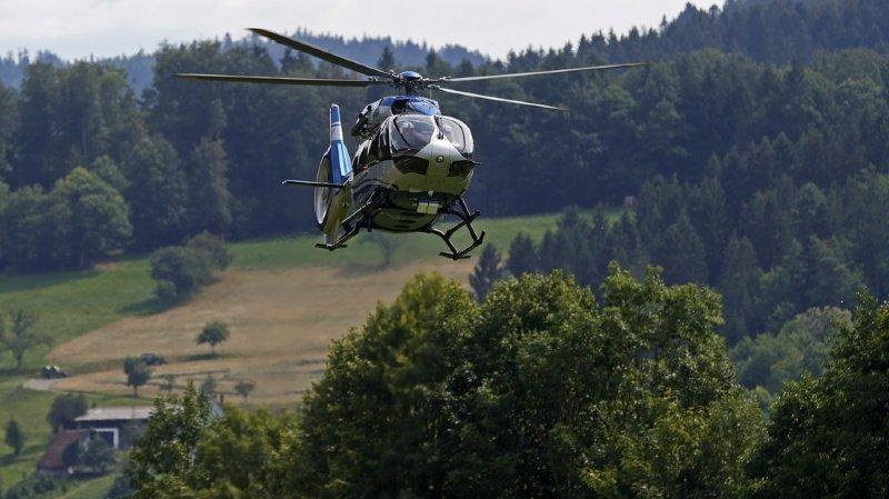 Allemagne: le fugitif armé de Oppenau a été arrêté après 6 jours de chasse à l'homme
