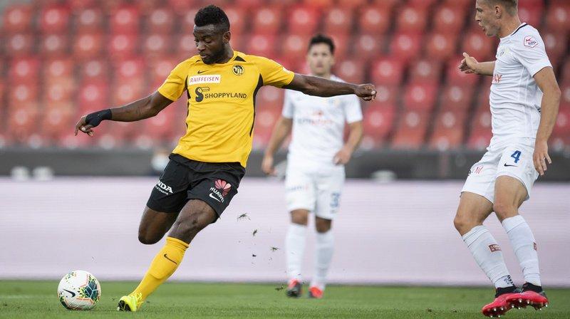 Football: Young Boys s'impose 5-0 face au FC Zurich et reprend la tête de la Super League