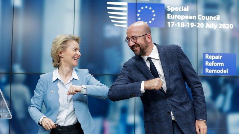Comment la Suisse peut profiter du plan de relance de l'Union européenne