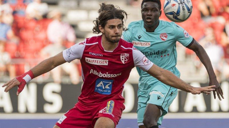 Football – Super League: Sion concède le nul et hypothèque ses chances d'éviter le barrage