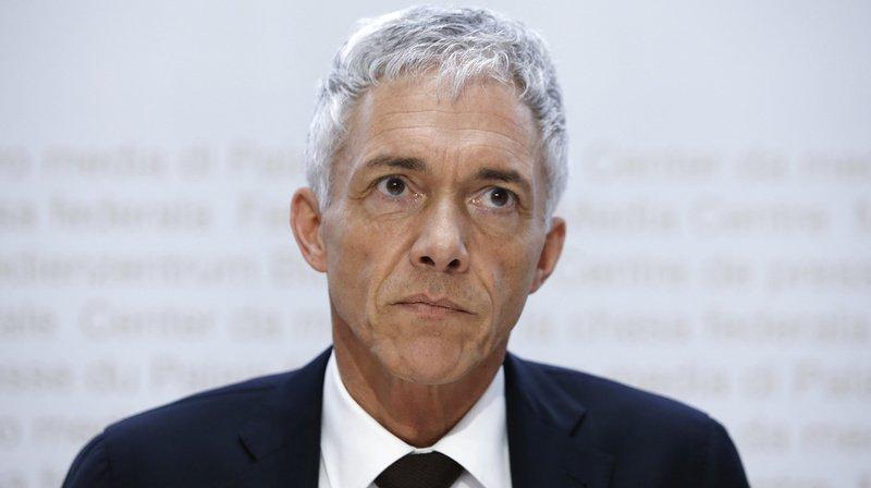 Ministère public: les cinq mois de vacances réclamés par Michael Lauber font réagir des élus