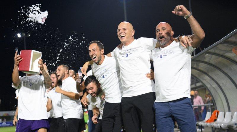 Football: le Lausanne-Sport est promu en Super League