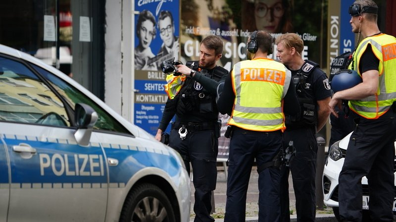 Allemagne: échanges de tirs lors d'un braquage à Berlin