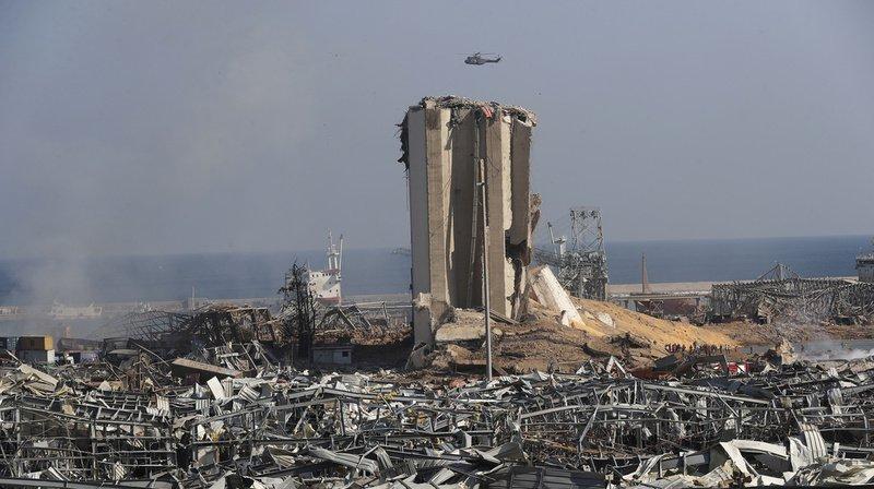 Beyrouth: le nitrate d'ammonium, engrais explosif depuis toujours