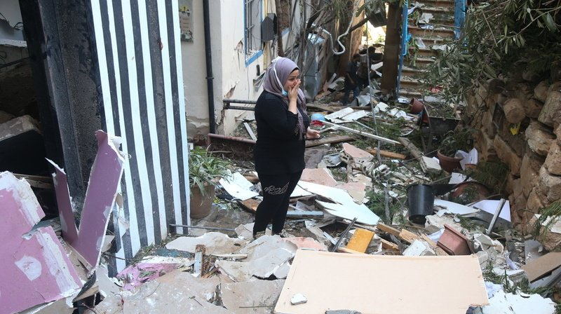 Explosions à Beyrouth: le bilan s'alourdit à au moins 137 morts et 5000 blessés