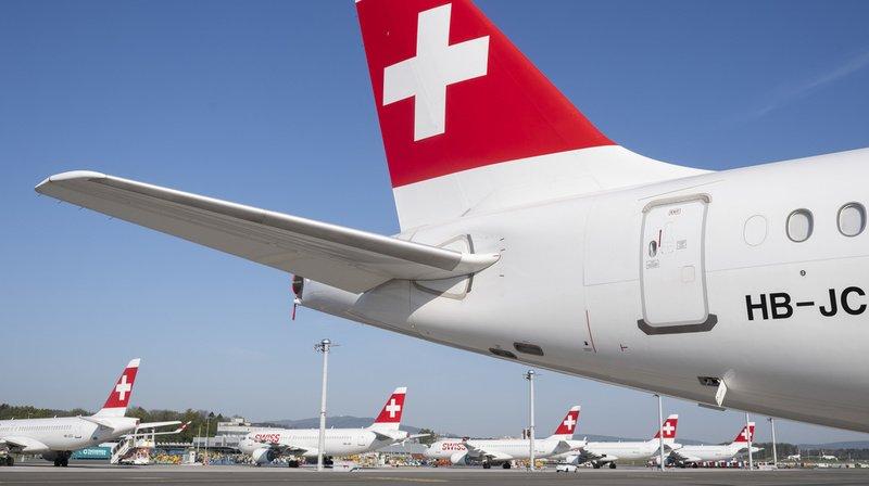 L'avion a dû faire demi-tour vers Wolfsburg. (Illustration)