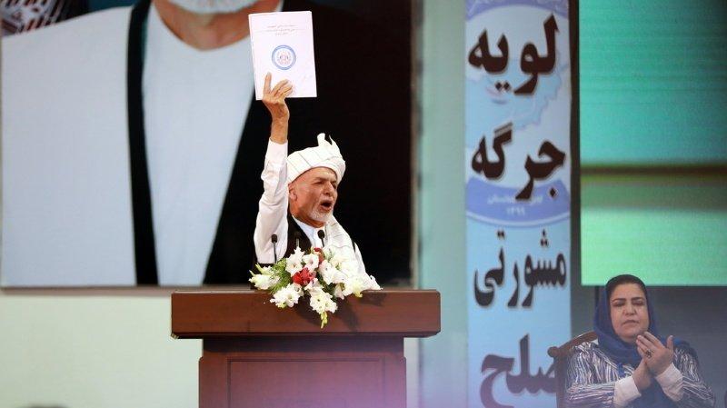 Afghanistan: le gouvernement libère 400 prisonniers talibans