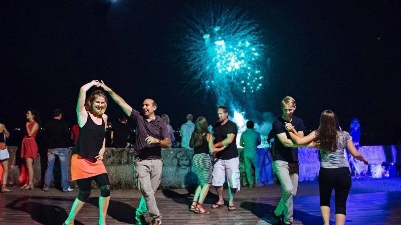 Openair dance Neuchâtel 2020