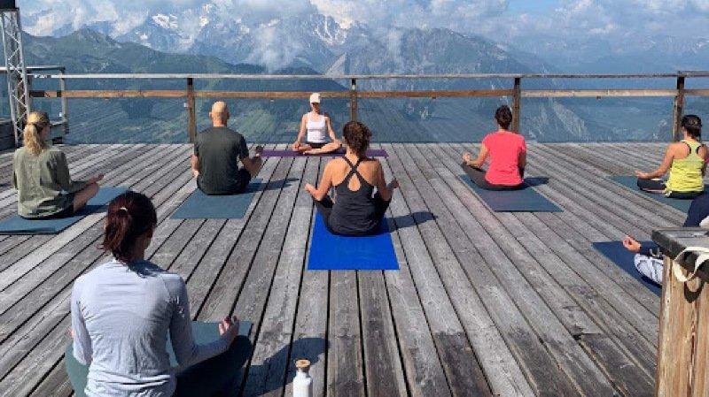 Inspire Yoga Festival, découverte de soi & partage