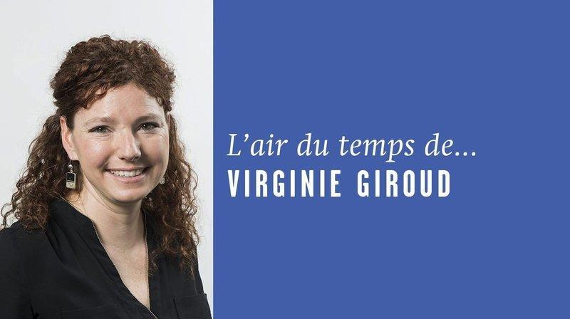 «Des mollets d'acier», l'air du temps de Virginie Giroud