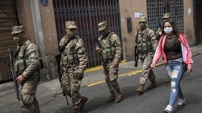 Coronavirus: l'Amérique latine débordée par la pandémie