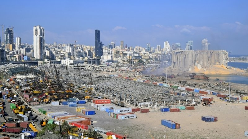 Liban: Après l'explosion à Beyrouth, les hôpitaux se retrouvent saturés