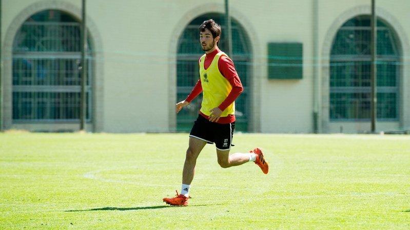 Xamax engage Bruno Morgado, ancien joueur du FC Sion
