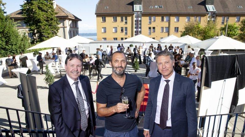 Neuchâtel: près de 400 habitants pour le projet immobilier de Bonhôte à Beauregard