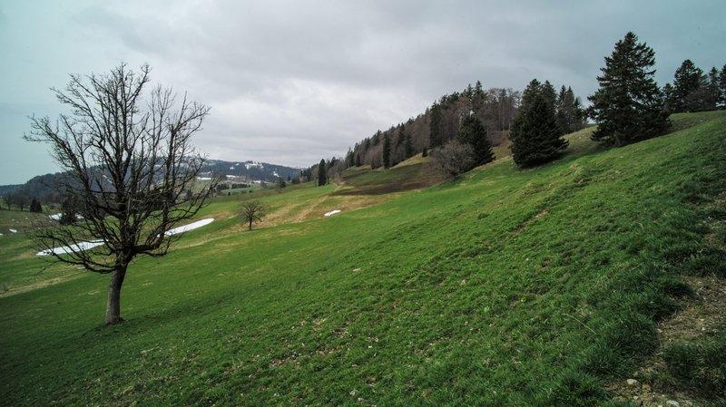 Cinq oppositions côté neuchâtelois contre le parc éolien des Quatre Bornes