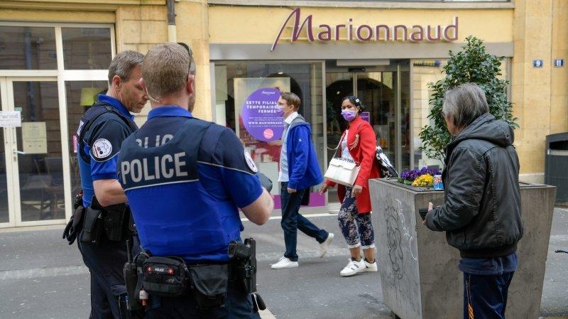 Une nouvelle délinquance de rue pousse la police neuchâteloise à réagir
