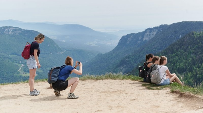 Tourisme: les Alémaniques sauvent l'été neuchâtelois