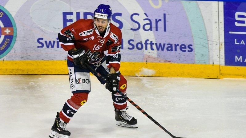 Samuel Grezet rejoint le HC Université Neuchâtel