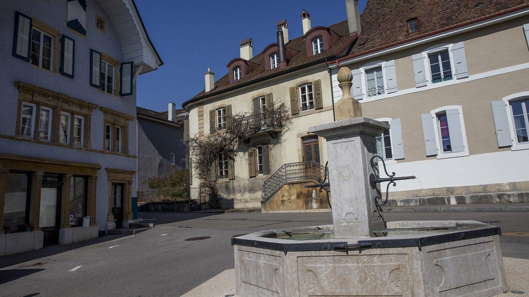Corcelles: le vieux bourg aura son marché hebdomadaire