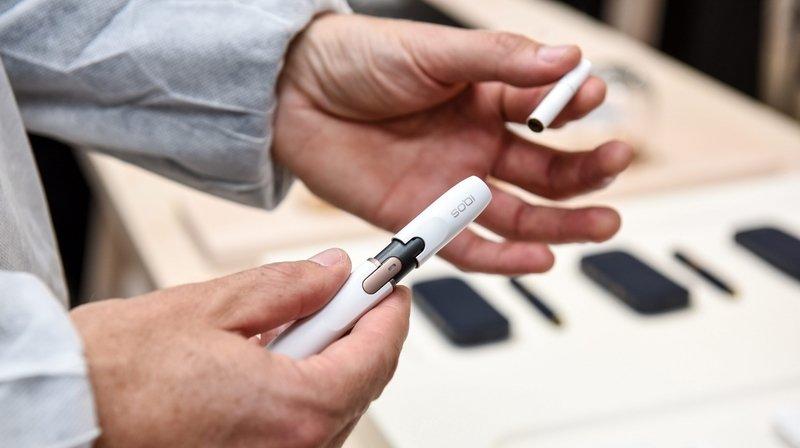 Philip Morris aura le droit d'indiquer aux Etats-Unis que les risques liés à la consommation de l'Iqos sont différents de la cigarette classique.