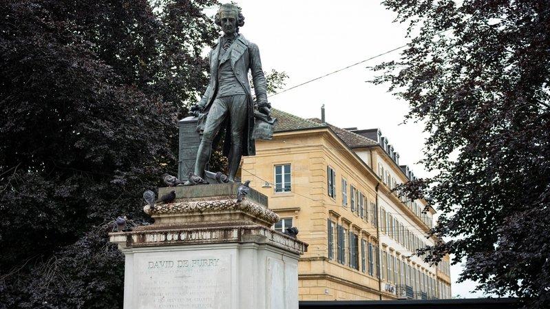 Point de vue de Hans-Peter Renk: «A propos d'un héritage et d'une statue»