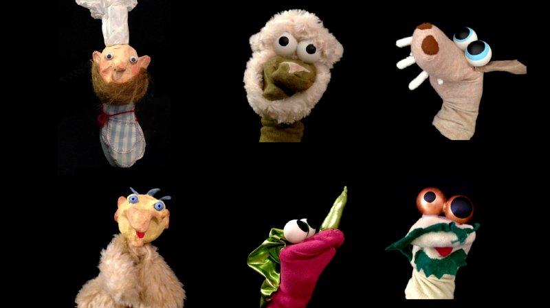 Atelier de marionnettes