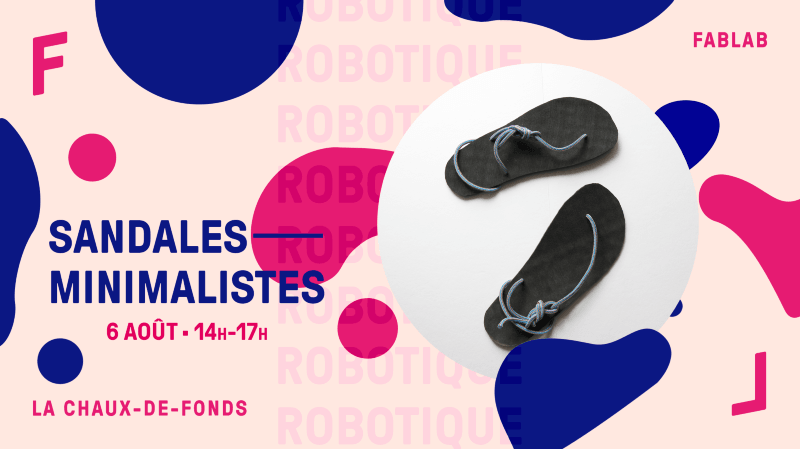 Atelier sandales minimalistes