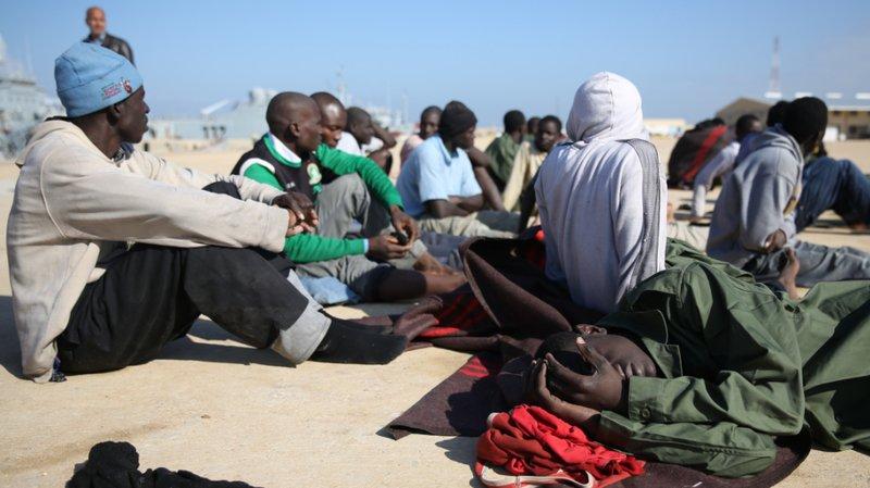 Le calvaire desmigrantsde l'Afrique à la Méditerranée