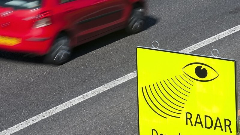 Les excès de vitesse coûtent 20 vies par année
