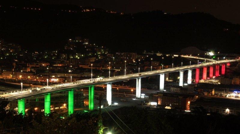 Italie: 2 ans après l'effondrement du Morandi, Gênes va inaugurer son nouveau pont