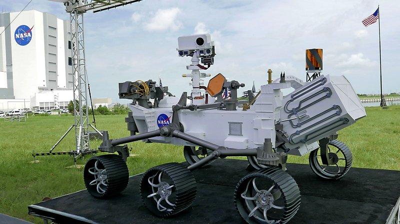 S'il arrive intact, le robot mobile Perseverance sera le 5e rover à réussir le voyage depuis 23 ans.