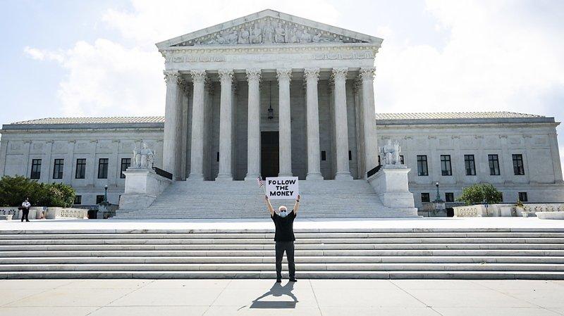 La justice en droit d'exiger les déclarations d'impôt de Trump