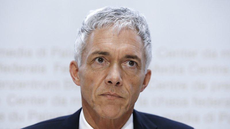 Affaire Lauber: une commission des Etats veut lever l'immunité du procureur général