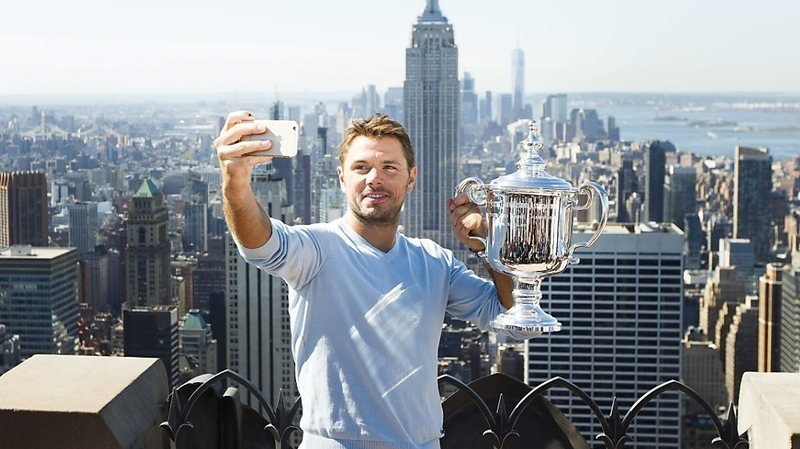 Tennis: Stan Wawrinka zappe l'US Open