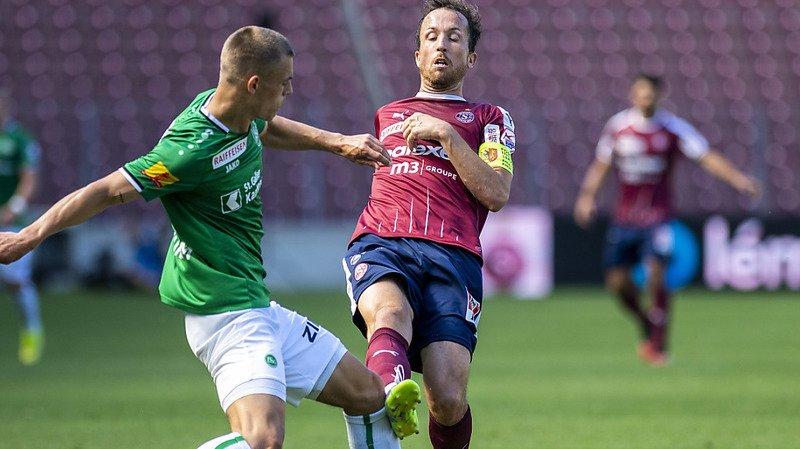 Football - Super League: Saint-Gall à nouveau leader