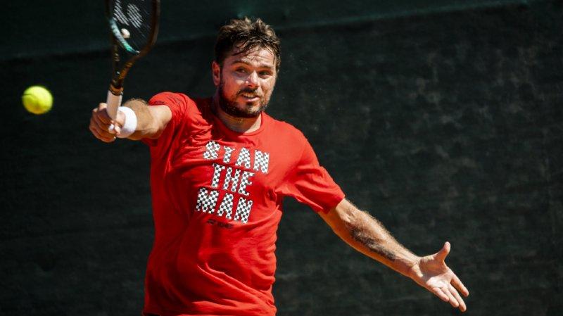 Tennis: Wawrinka se hisse en finale du Challenger de Prague