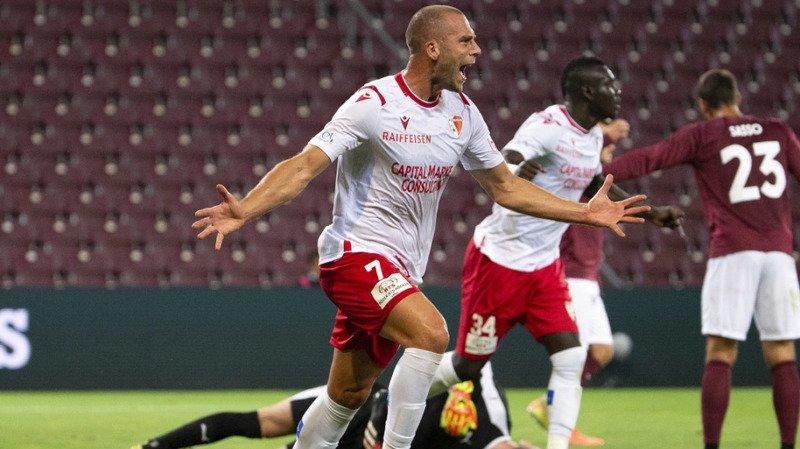 Super League: Sion se sauve, Thoune est barragiste