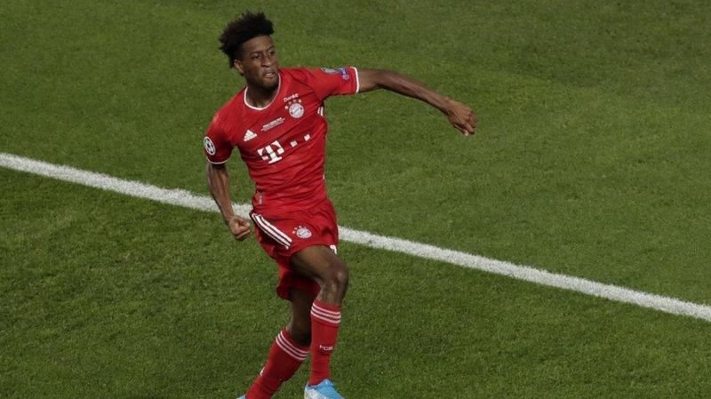 Football: le Bayern Munich vient à bout du PSG et s'adjuge sa sixième Ligue des champions