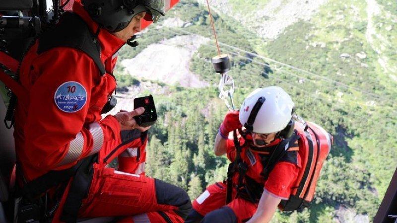 Les Suisses de sortie pour profiter du beau temps: la Rega a effectué 120 missions ce week-end
