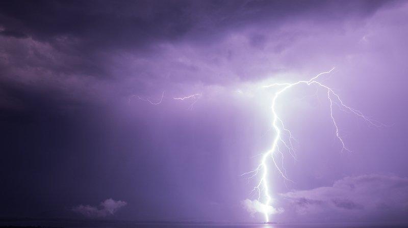 De violents orages provoquent une dizaine d'inondations à Neuchâtel et Colombier