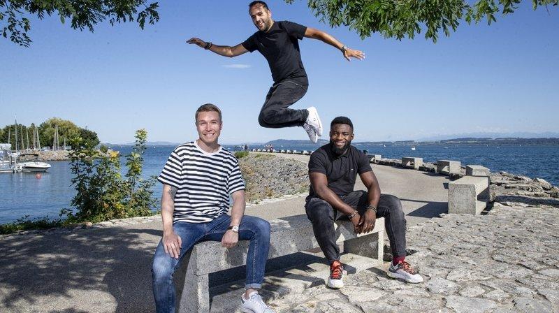 Trois Neuchâtelois lancent une appli pour booster le tourisme suisse