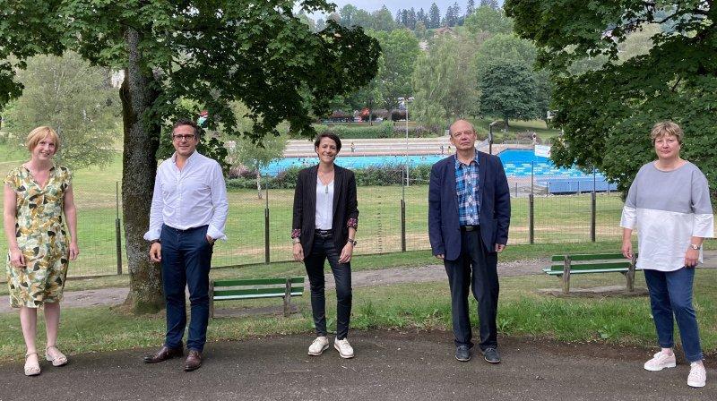 Communales à La Chaux-de-Fonds: Babey et Huguenin-Elie à nouveau en lice